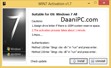 WIN7-Activation.