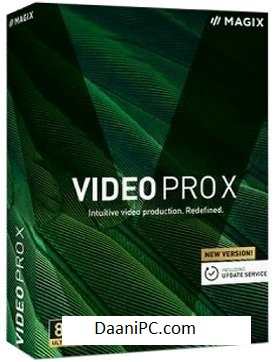MAGIXVideoProX